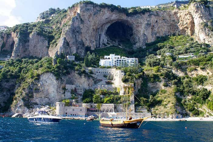 Italy: Kayaking the Amalfi Coast 1