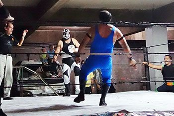 Luchadors: The Astonishing Gladiators of El Salvador