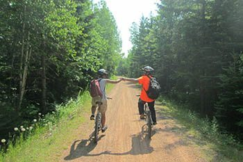 PEI: Biking the Confederation Trail