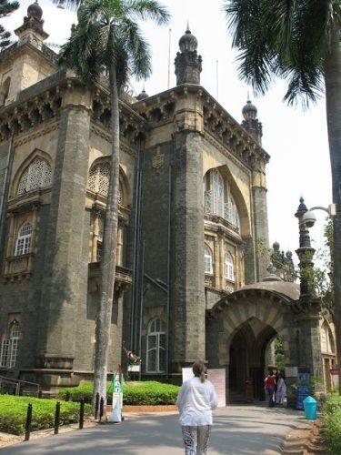 Prince of Wales museum in Mumbai.