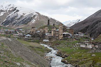 Republic of Georgia: Hiking in Svaneti