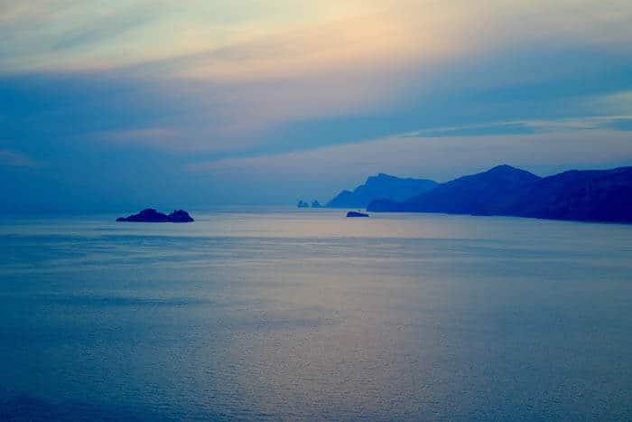 Italy: Kayaking the Amalfi Coast 7