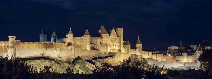 Carcassonne Cite Medievale