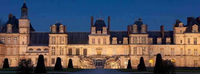 Fontainebleau Palais et Parc