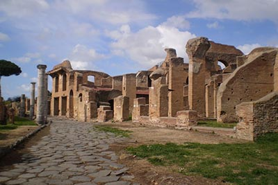 Rome: A Visit to Ostia Antica, Roman Ghost Town