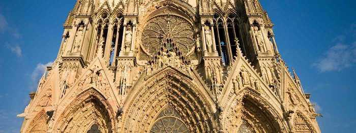 Reims Monuments Religieux