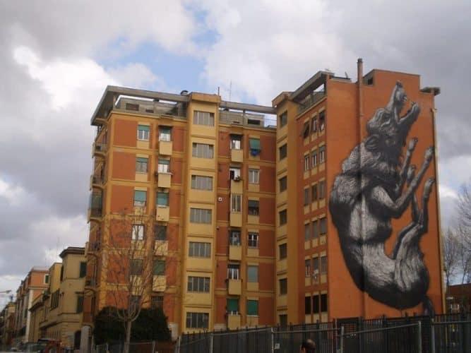 Testaccio mural