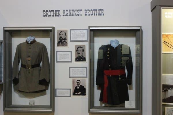 Bardstown's Civil War museum.