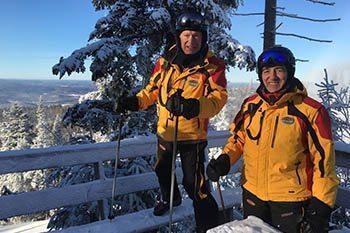 Quebec: Snowshoeing atop Mont Tremblant