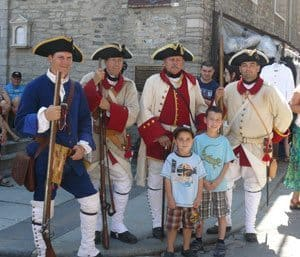 The New France Festival is fun for all ages.