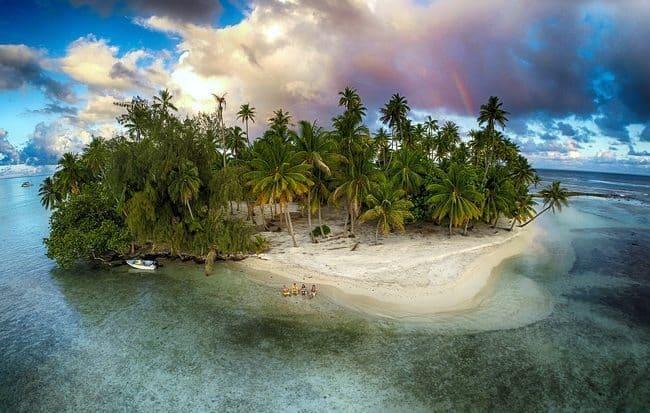 Lost Island by Marama photo video.