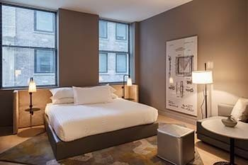 Q and A Hotel, NYC: Bigger is Better!