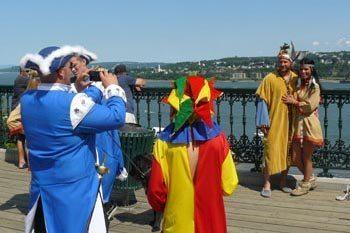 Quebec's New France Festival