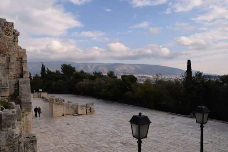 Athens: Monastiraki, Theseion and Plaka