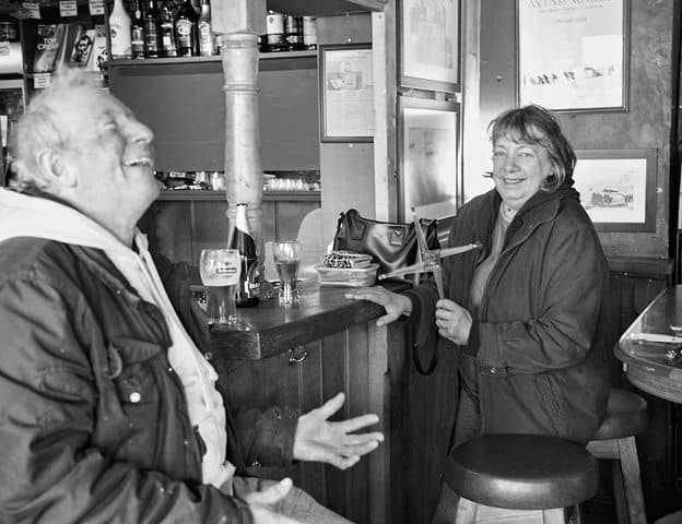 On your way to the Dingle Peninsula, make a short stop in Annascaul and the South Pole Inn. Hometown Arctic explorer Tom Crean opened his pub shortly after his adventure with Ernest Shackleton's Endurance expedition.