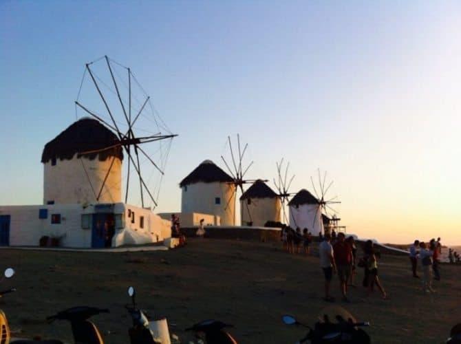 Mykonos, Greece: Exploring the Island 1