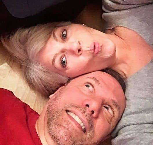 Judy Garrison and Len Garrison