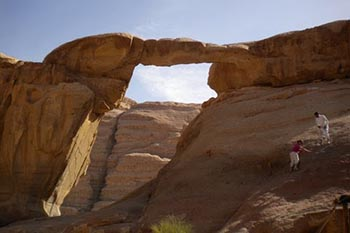 Jordan: Wadi Rum Teaches Bedouin Life