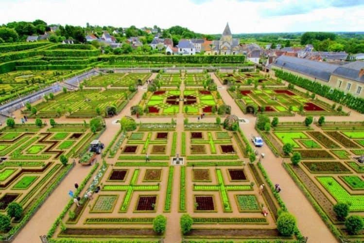 Vallandry Gardens