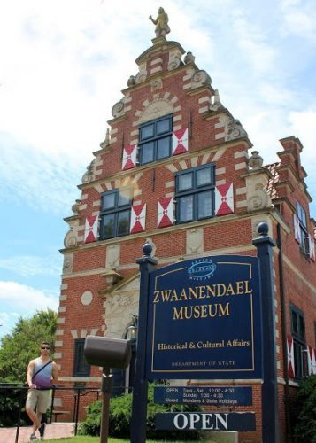 Zwaanandael Cultural Museum houses exhibits about local history.