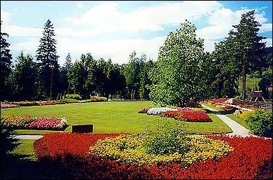 The Flower Park.