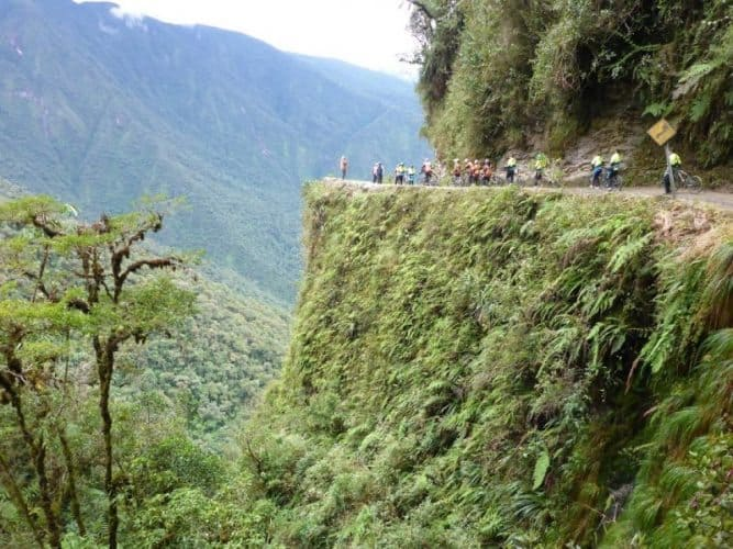 Bolivia: Biking The 'Death Road' In The Andes - GoNOMAD Travel