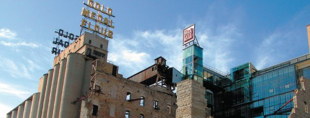 Mill City Museum in Minneapolis. Shelley Seale photos.