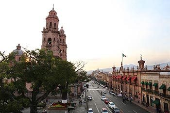 Morelia, Mexico: The Center of Michoacán