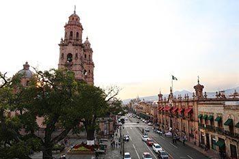 Morelia, Mexico: The Center of Michoacán