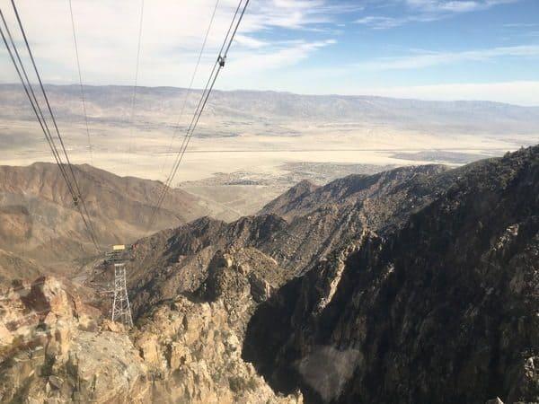 Palm Springs aerial tramway.