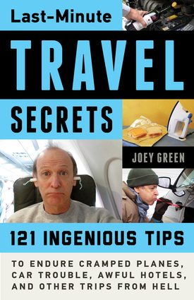 Last-Minute Travel Secrets: MacGyver Would Approve