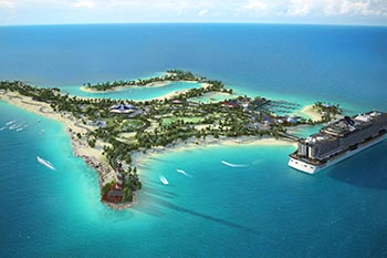 MSC Cruises' New Island Paradise
