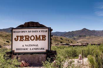 Jerome, Arizona: A Haunted Vacation