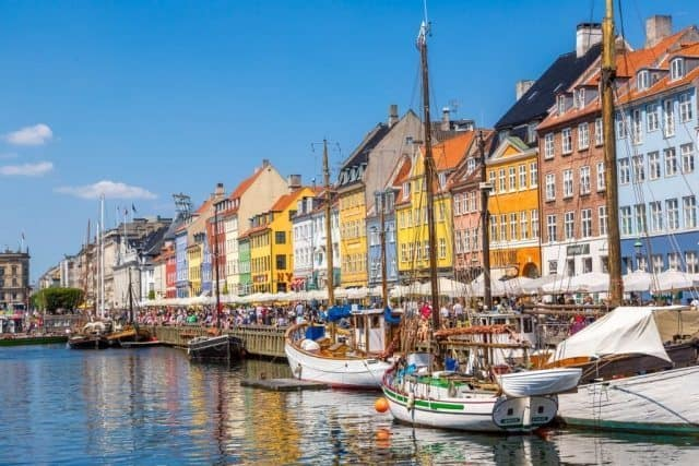 Tour Scandinavian cities on one of the many tours or cruises Solos has to offer.
