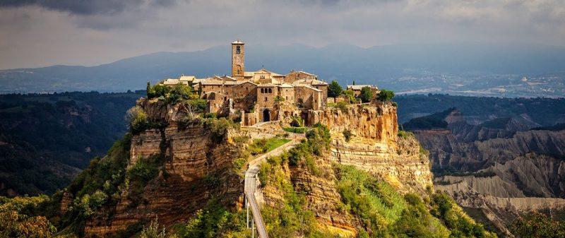 Civita Italy