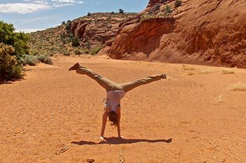 Utah: A Devil Of a Hike in Arches Nat'l Park