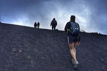 Guatemala: How Not to Climb a Volcano