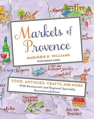Markets of Provence cover