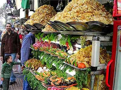 A feast in Cairo