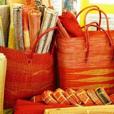 Madagascar textiles