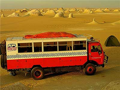 White Desert Explorers