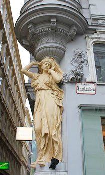 Imperial style in architecture and plenty of magnificent sculptures make Vienna a masterpiece.