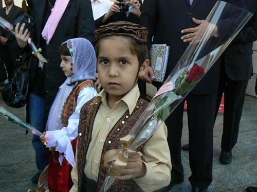 Boy in Shiraz, Iran. Photos by Max Hartshorne.