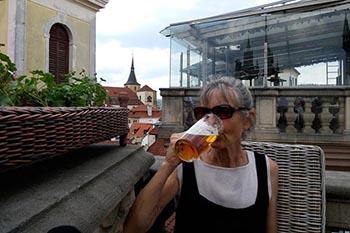Pilsner For Two in Prague--Find a Tankovna!