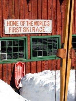 California's gold miners made ski history.