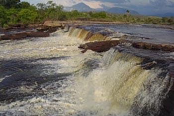 Iguazu Falls, Brazil, Argentina border.