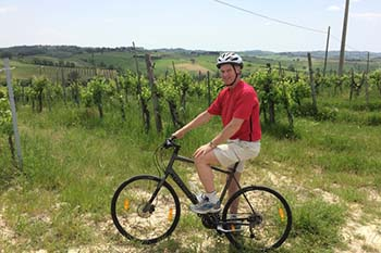 Cycling in Tuscany, Sipping Chianti Along the Way
