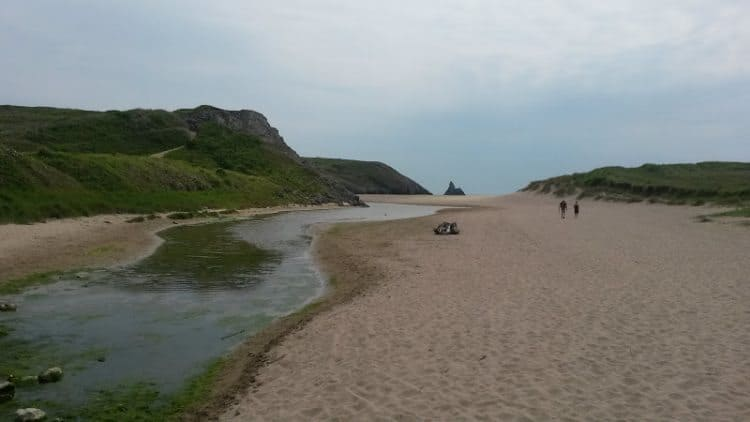 Lily Pond Beach