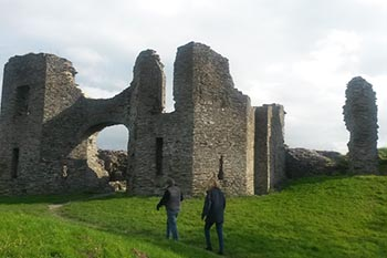 Wales, UK: Coastal paths, Castles, and Countryside