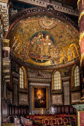 Basilica of Santa Maria Maggiore in Rome 4